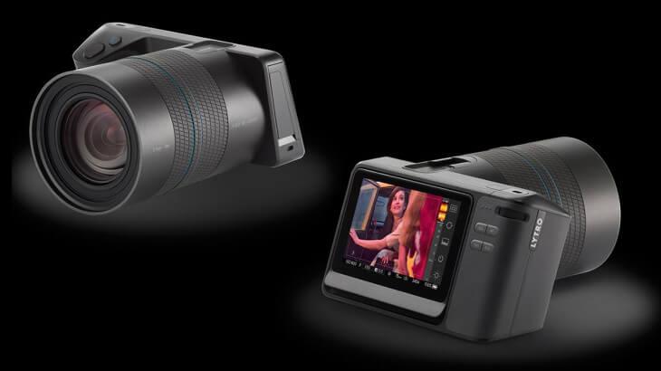 Lytro Illum  - Lytro Illum - Lytro Illum: Camera innovativa