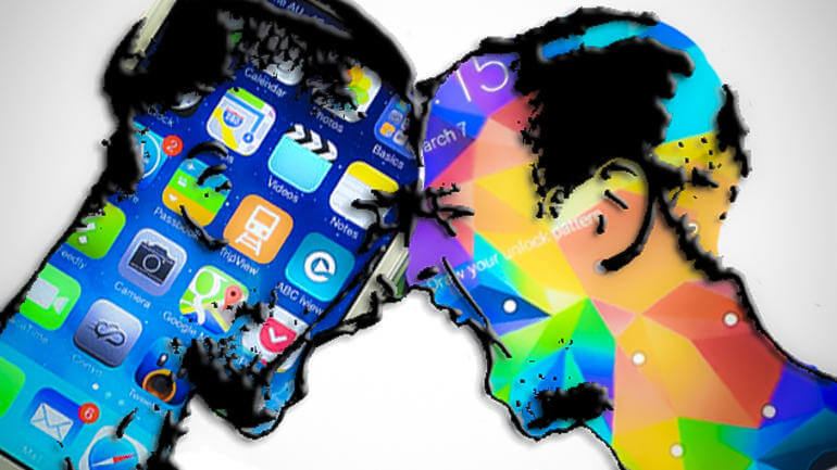 apple-samsung  - apple samsung - Apple VS Samsung: Nemici per finta?